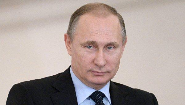Путин внёс на рассмотрение Госдумы кандидатуру на пост главы Счётной палаты