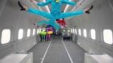 OK Go клип снятый в невесомости