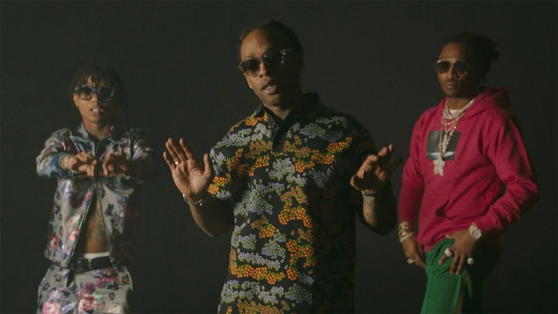 Ty Dolla $ign Don't Judge Me ft Future Swae Lee Music Video