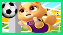 Щенячий Патруль - Футбольное Противостояние! NickJr Веселые Мультики Для Детей