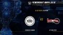 EDG vs KT — ЧМ-2018, Групповая стадия, День 7, Игра 4