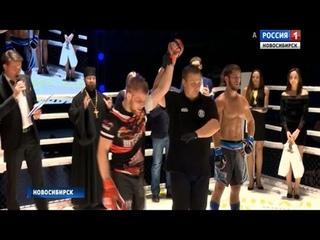 Лучших борцов ММА выбрали в Новосибирске на Кубке Александра Невского