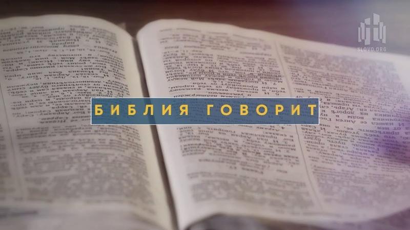 Анонс будущих выпусков программы Библия говорит   1