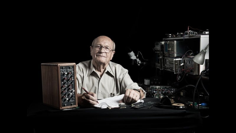 Shelford Interviews Rupert Neve discusses how technologies in the 60s changed sound engineering