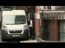 RAW Furniture removed from Ecuadorian embassy amid reports of handing Assange over to UK