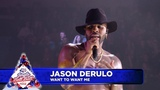 Jason Derulo - Want To Want Me (Live at Capitals Jingle Bell Ball)