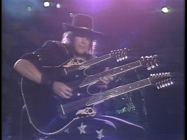Bon Jovi Live at Music Peace Festival, Moscow 1989 [720p Full]