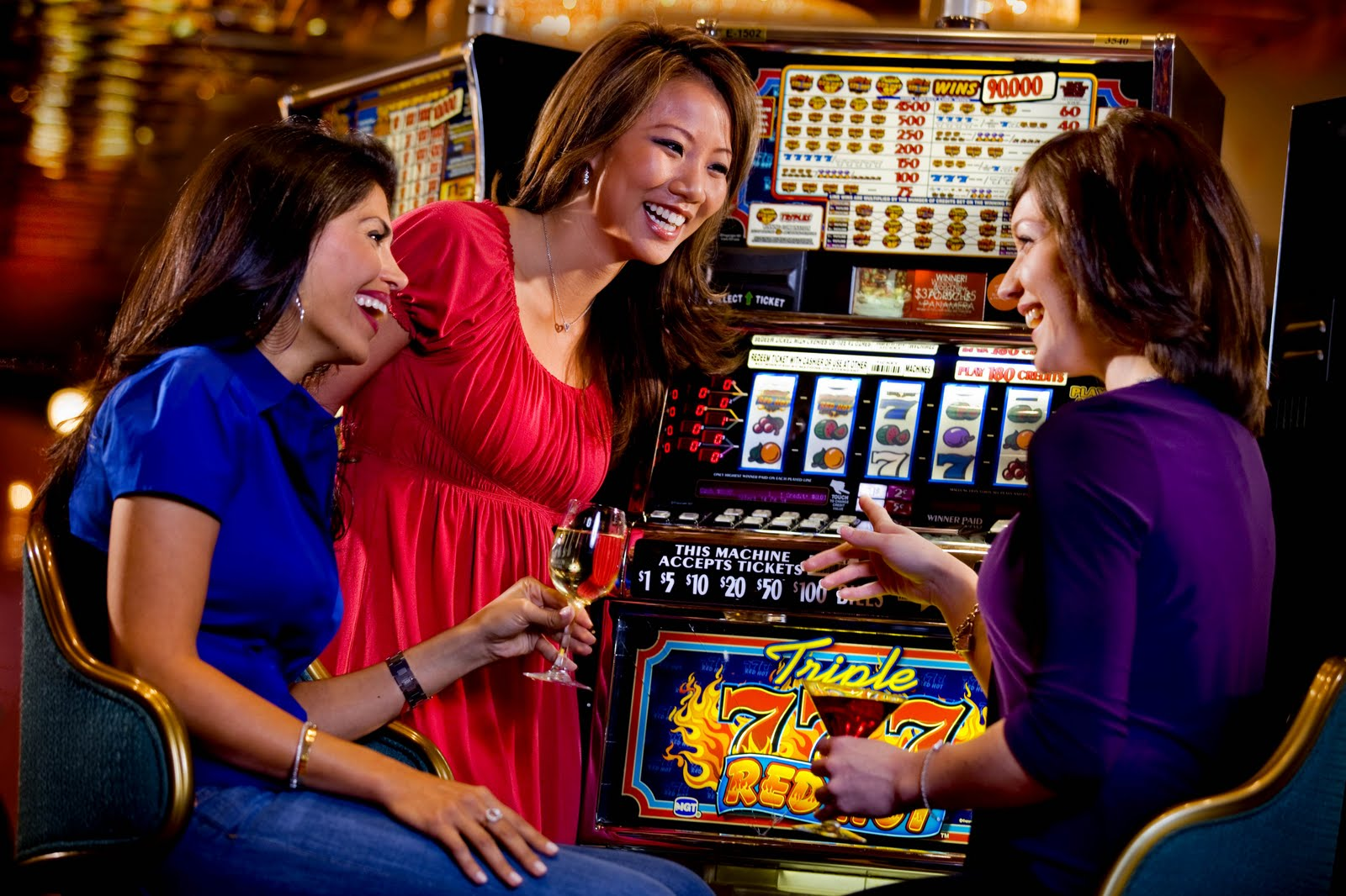 Онлайн-слоты | Игровые автоматы для казино