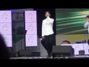 [HD Fancam] Sangdo focus - 영원히 이대로 (Wherever you are Korean ver.) @ 180622 XENO-T M5 Music Festival
