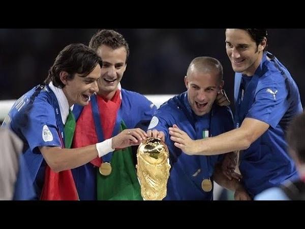 Италия Франция 1 1 5 3 финал Чемпионата мира 2006 FIFA World Cup Final