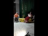 Генеральный прогон спектакля Прибайкальская кадрильрежиссёр - постановщик - Давлетова Г.Р. 03.06.18