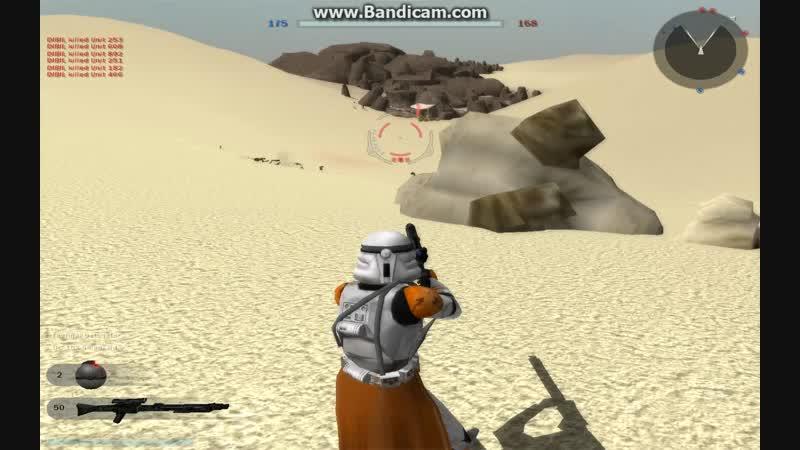 StarWarsBattlefront2 (2005) TatooineOutpost (Republic)