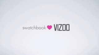 Vizoo to swatchbook swatch creation workflow