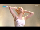 Chungha BB Dance performance @ Music Core 180721