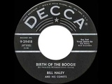 1955 HITS ARCHIVE Birth Of The Boogie - Bill Haley &amp his Comets