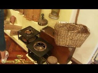 Экскурсия в Старобешевский музей Паши Ангелиной 30 июня 2016