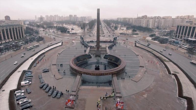 Монета 25 рублей 75 летие освобождения Ленинграда от фашистской блокады