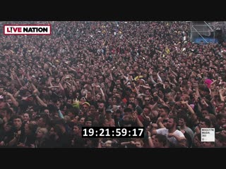 Enter Shikari - The Quickfire Round. Rock Am Ring. Germany 2018