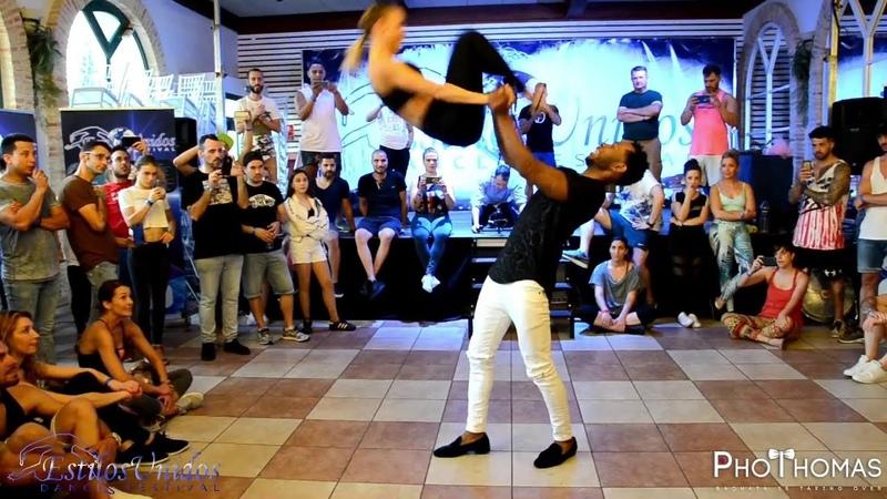 Ronald y Alba [Through That Window] @ Estilos Unidos Dance Festival 2018