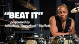 Drummer Jonathan Moffett Performs