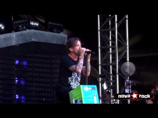 Billy Talent - Live at festival Nova Rock 2018