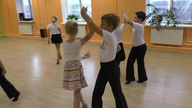 Самба Бальные танцы для детей 7 10 лет Старый Оскол