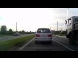 Учитель-неадекват на дороге