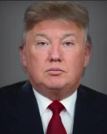 Верные друзья Kim Chen In Donald Trump