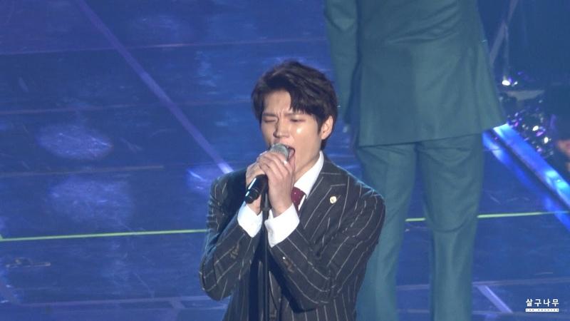 181230 INFINITE FANMEETING [FOREVER] - CLOCK 우현(Woohyun ver.)