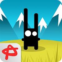Run Rabbit Run Free Platformer [Мод: Unlocked]