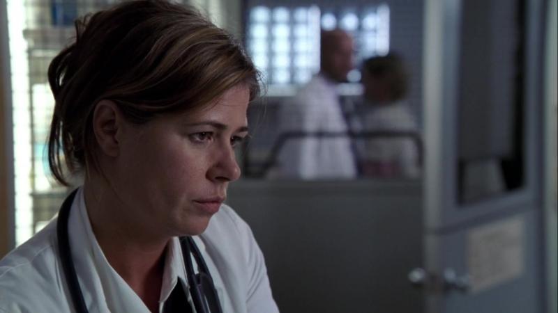 Скорая помощь [ER] / 14 сезон - 8 серия / «Возвращение домой» [Coming Home]