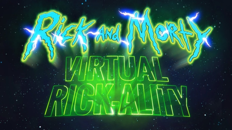 Rick and Morty: Virtual Rick-ality | Available Now | Adult Swim Games