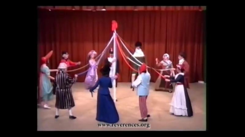 Compagnie Révérences danse révolutionnaire la Carmagnole