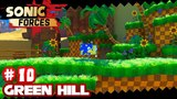 Sonic Forces Walkthrough Stage 10 Green Hill (Classic)