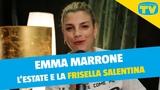 Emma Marrone La frisella salentina nella casa dei miei in campagna