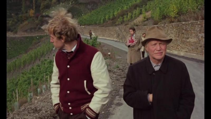 Ложное движение Falsche Bewegung (1975) Вим Вендерс драма Германия