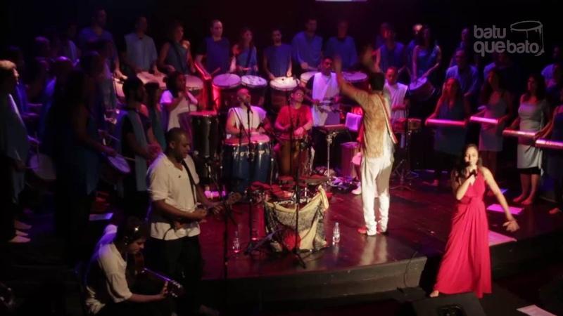 Orquestra de Ritmos Batuquebato e Aline Paes - Deixa a Gira girar