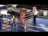 1/2 Финала.Плотников Сергей(Волгоград) vs Имаров Рашид(Хабаровск)-51 кг