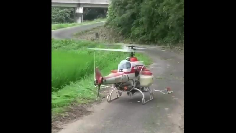 Всегда мечтал о такой модели вертолета!