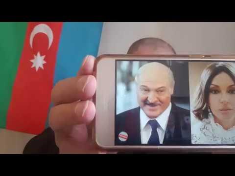 !Mehriban Əliyeva ilə Lukaşenkonun intim münasubətlərindən Xarici KİV yazdı !