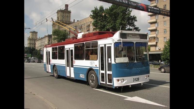 троллейбус зиу 682г-016.02