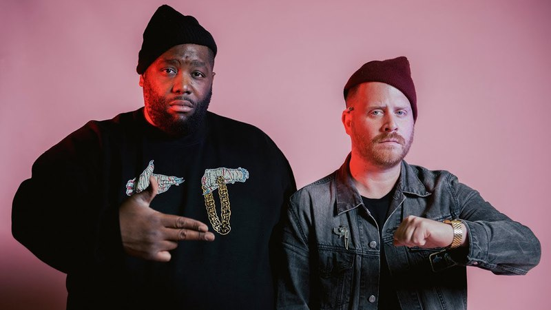 Run the Jewels: Secret Metalheads (Killer Mike and El-P on Love of Heavy Music)