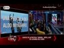 Entrevista a los actores de la Pelicula Sangra Grita Late