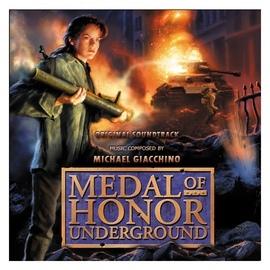 Michael Giacchino альбом Medal Of Honor: Underground