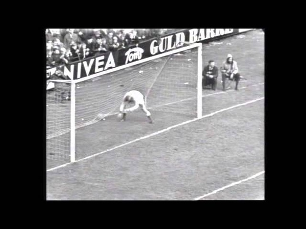 1965 17 10 Denmark USSR 1 3 World Cup qualifying match