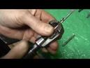 Самодельные ручные тиски, которые Мистер ремонт сделал своими руками. Тиски - самоделки.