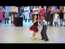 Cute Little Kids On Tap Dance