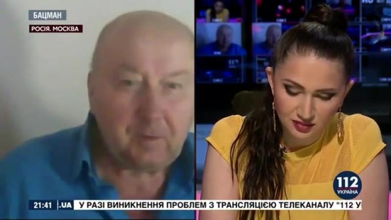 Александр Коржаков, экс-начальник Службы охраны Ельцина, в программе Бацман. Вып