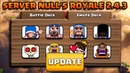 Update Nulls Royale 2.4.3 - new emoji, tokens, cards