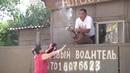 Оборона дома в центре Астаны / Kazakh Man Facing Eviction Threatens To Blow Up Home